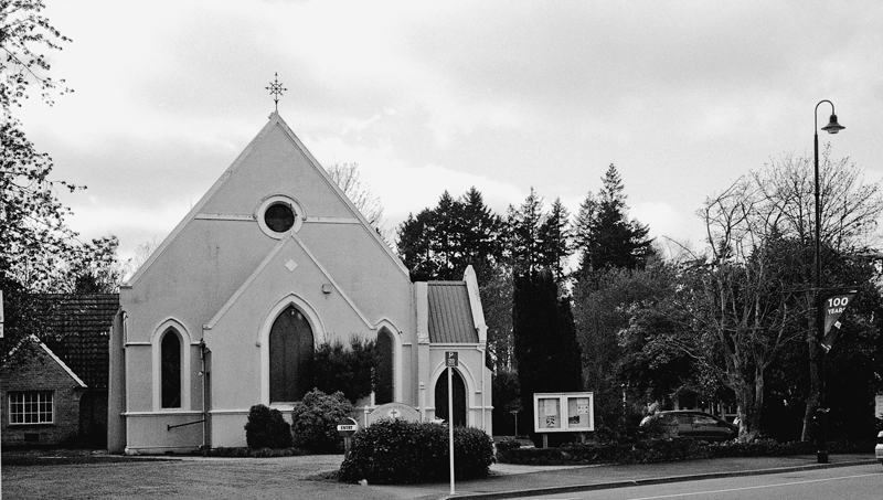 Geraldine Anglican Church