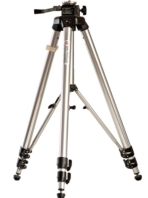 Manfrotto ART 075 Pro tripod with head