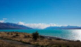 Lake Pukaki, Mt Cook, South Island