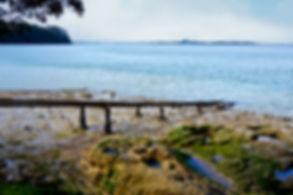 Blockhouse Bay launch rails, Auckland NZ