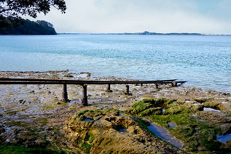 Blockhouse Bay launch rails, Auckland NZ
