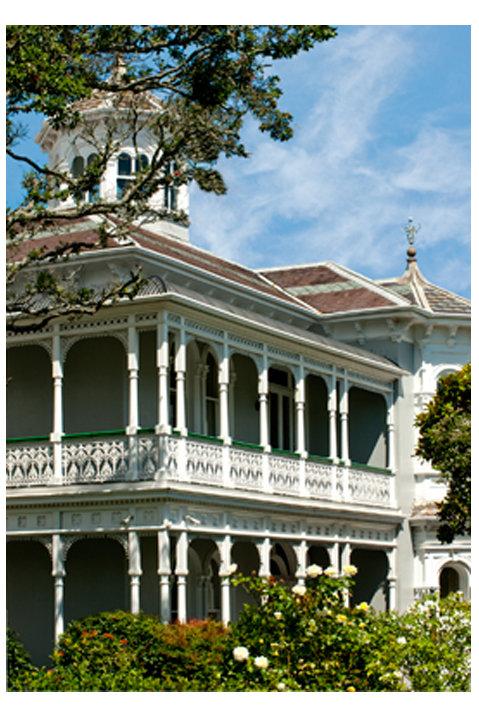 Ponsonby Road Auckland Villa (1900)