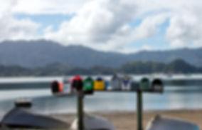 Post Retante for boaties Coromandel
