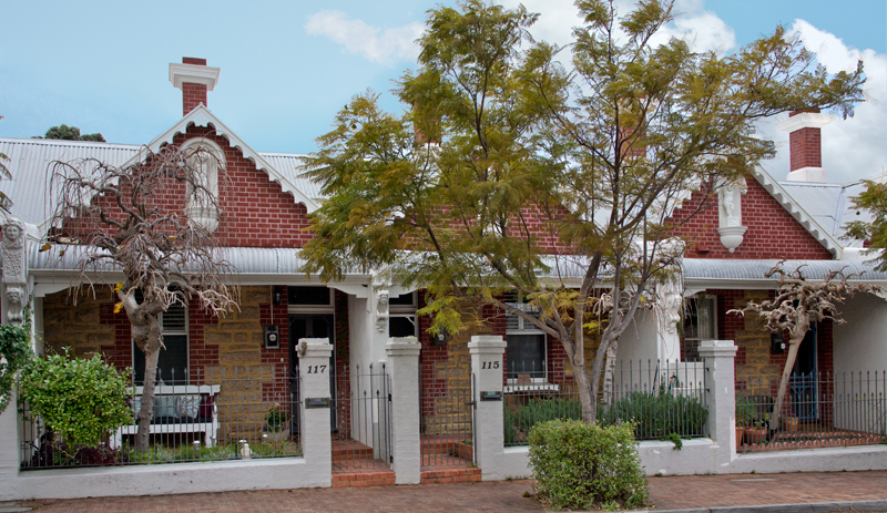 Fremantle cottages FremantleWAAU