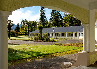 Queen Mary Hospital, Hanmer Springs, South Is NZ