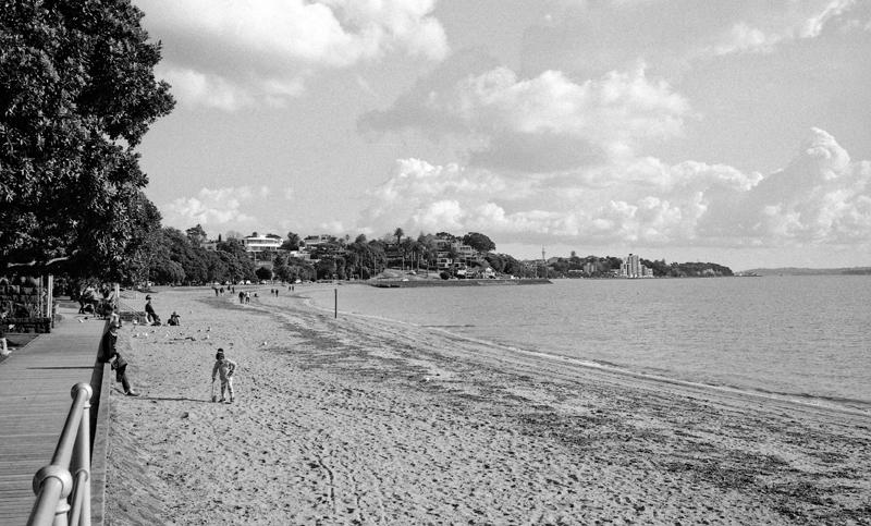 St Heliers Beach 2017