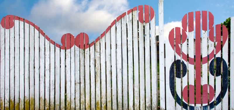 Opotiki Eastland gates