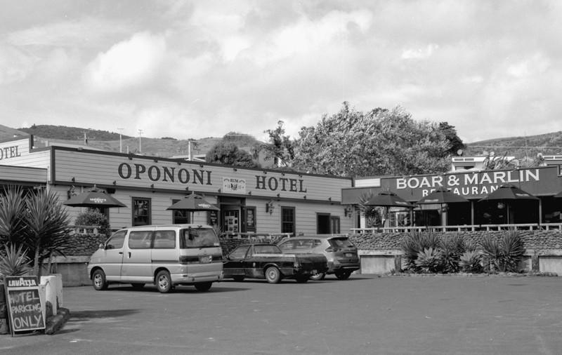 Opononi Hotel