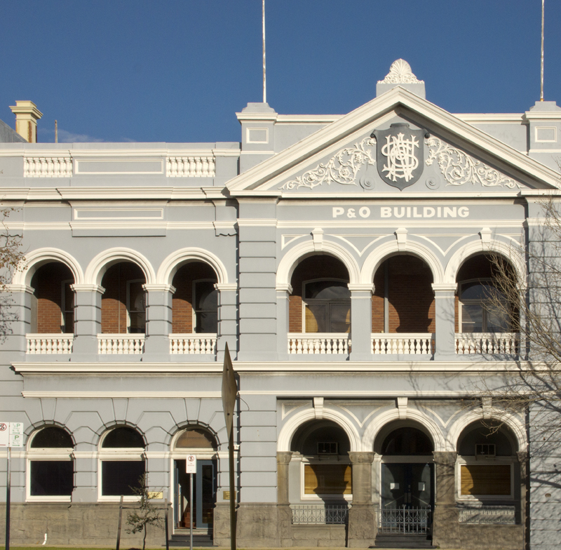 P&O Building, Fremantle
