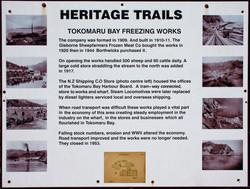 Tokomaru Bay Freezing Works