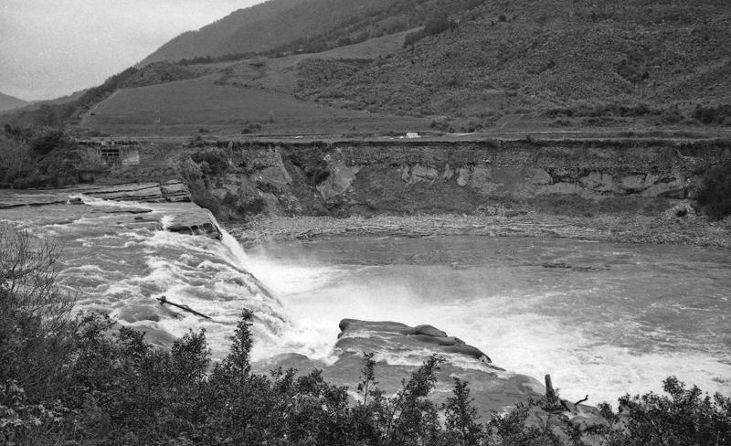 Lewis Pass Maruia Falls