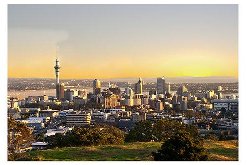 Sunrise Auckland CBD