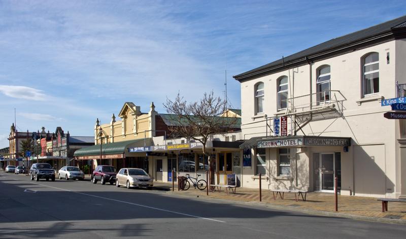 New Zealand South IsMuka King Street