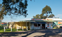 Marshalls emu pie shop