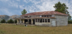 Eastland derelict building
