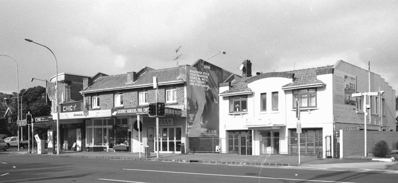 Ayr St shops