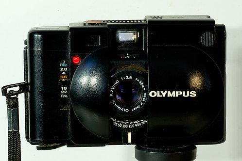 Olympus XA rangefinder S#4608303