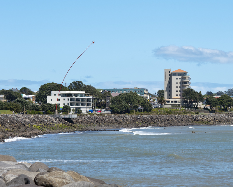 New Plymouth Wind Wand