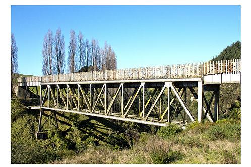 River Bridge Mahia