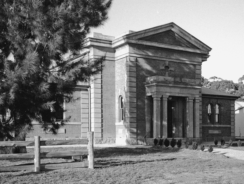 Dunolly Court House
