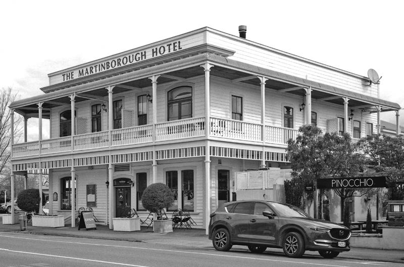 Martinborough Hotel