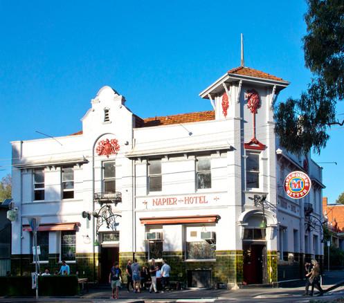 Napier Hotel Brunswick, Melbourne, Australia