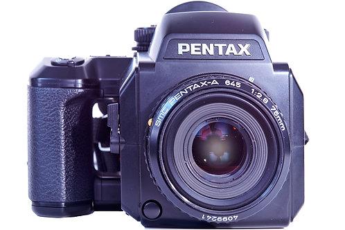 Pentax 645N Medium Format camera body