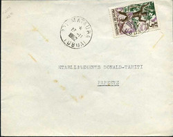 1962 1st Day cover