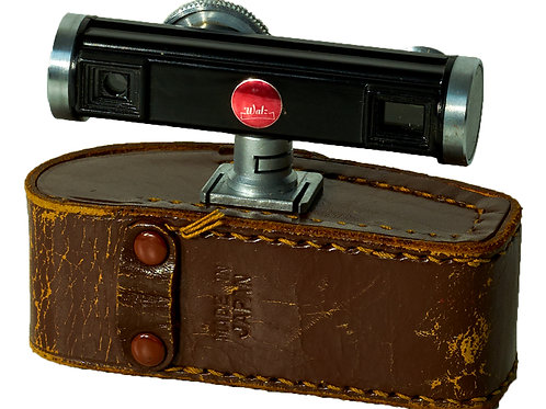 Walz shoe mounted rangefinder