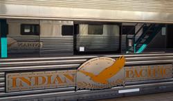 Indian Pacific Platinum Car