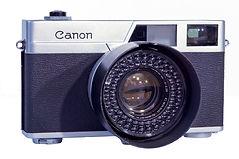 Canon Canonet 45 F1.9 rangefinder
