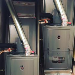 Heater repair / install