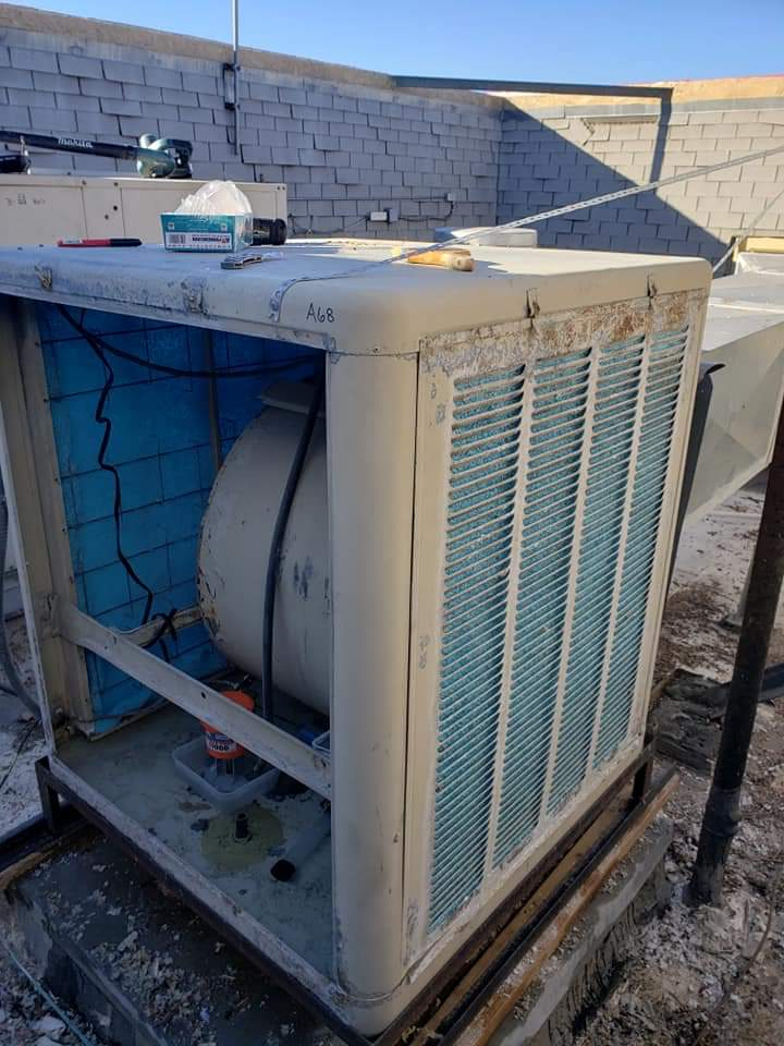 Swamp Cooler Maintenance
