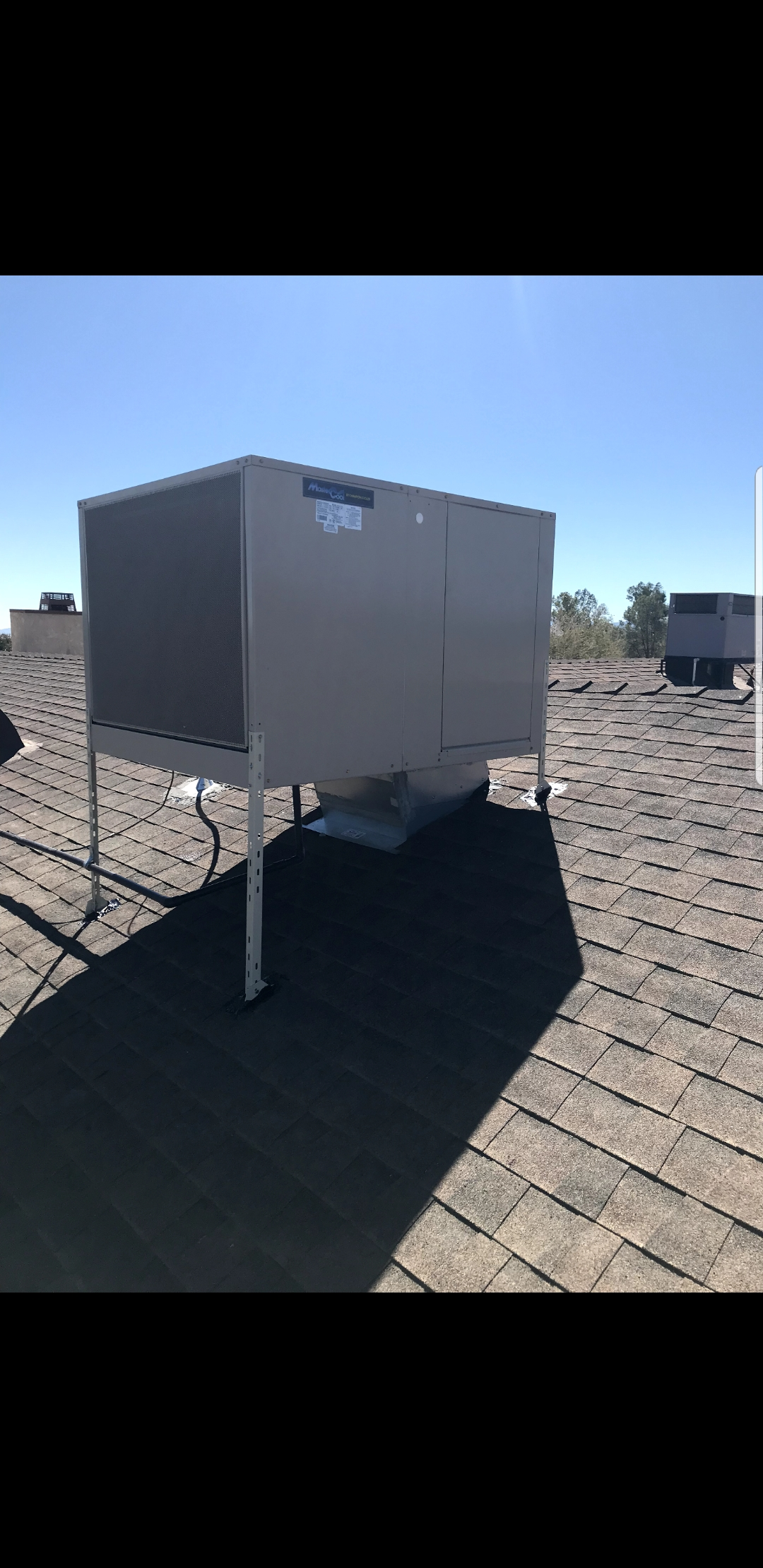 Swamp Cooler Install