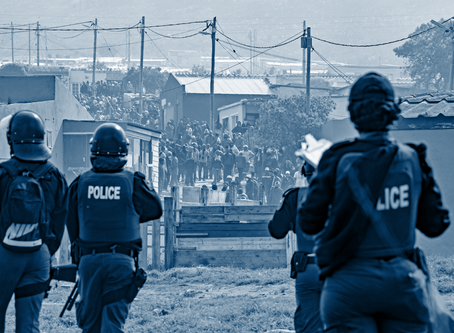 South African Safety & Security Pillar (12/08)