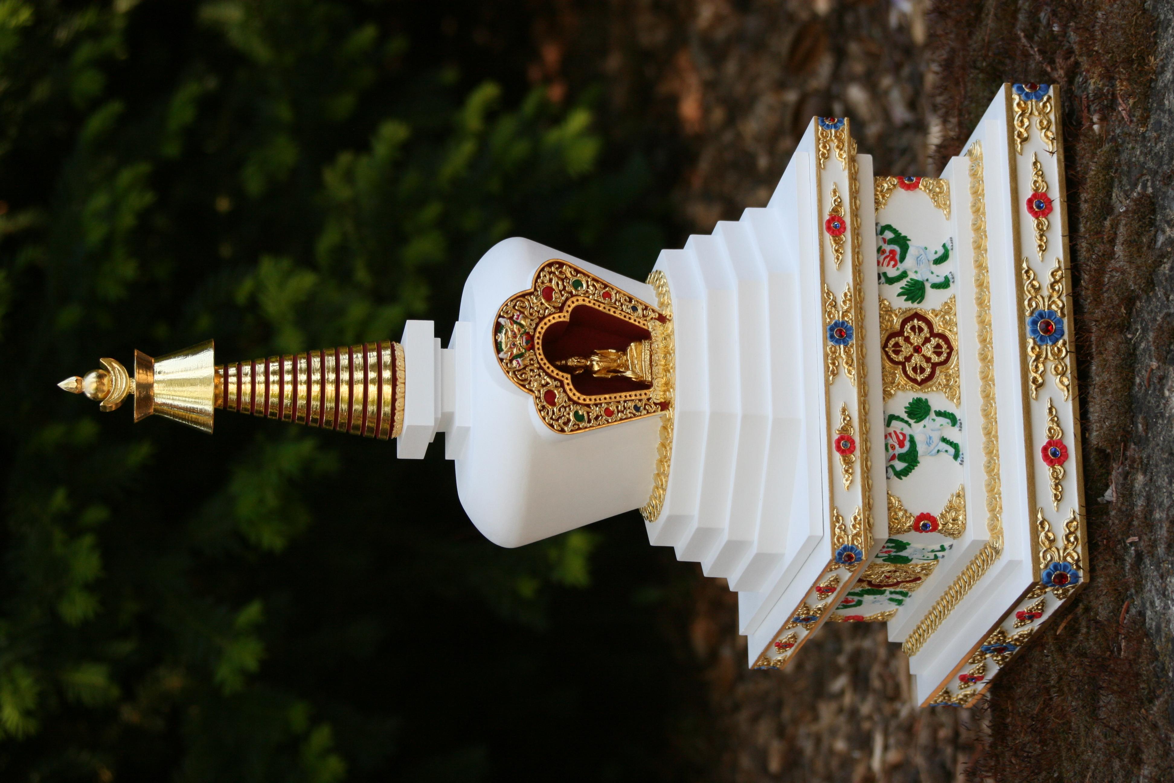 tibetska stupa sjednoceni 1
