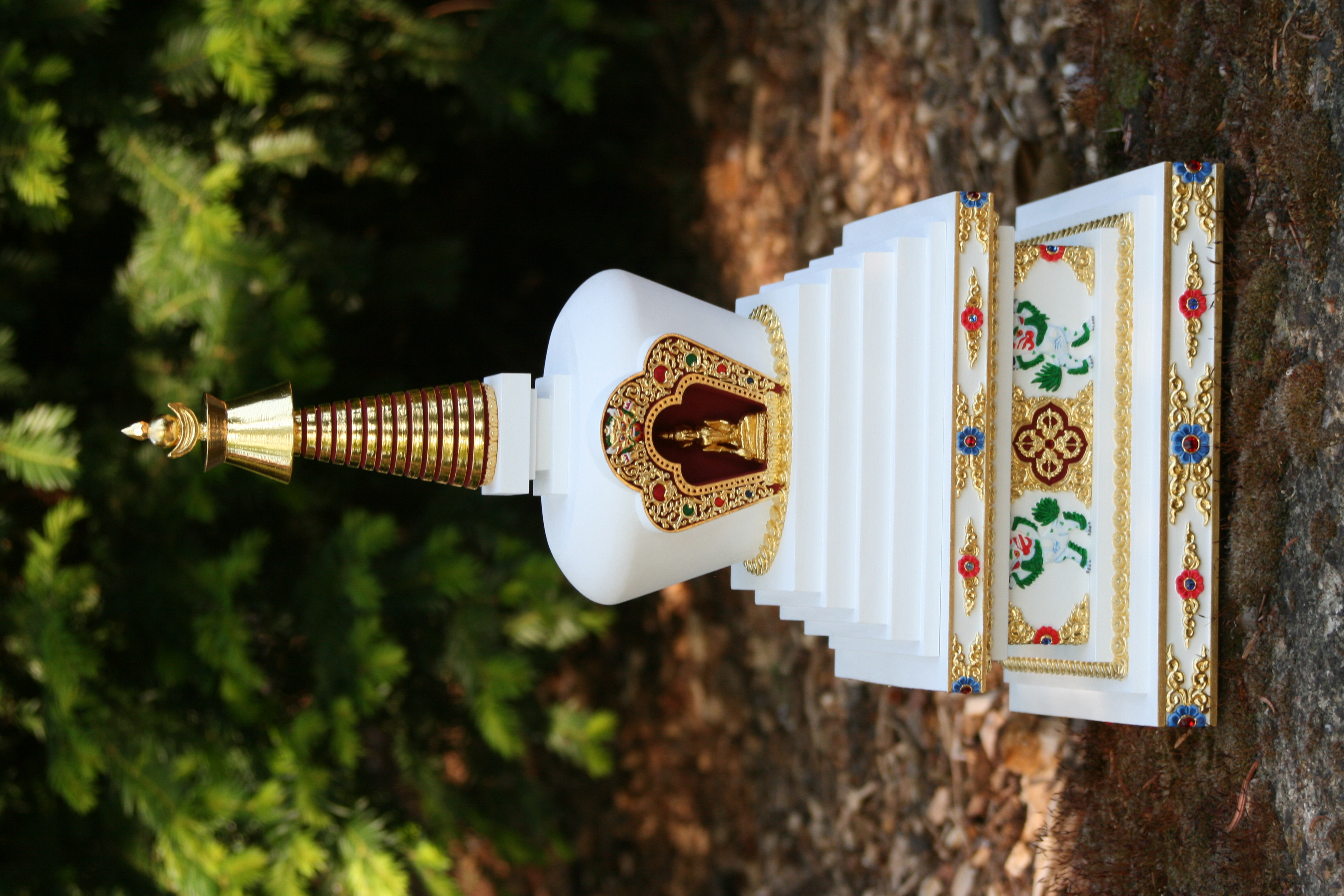 tibetska stupa osviceni 6