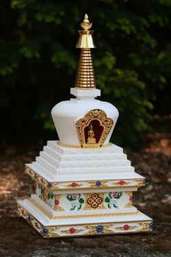 tibetska stupa mnoha dveri 1