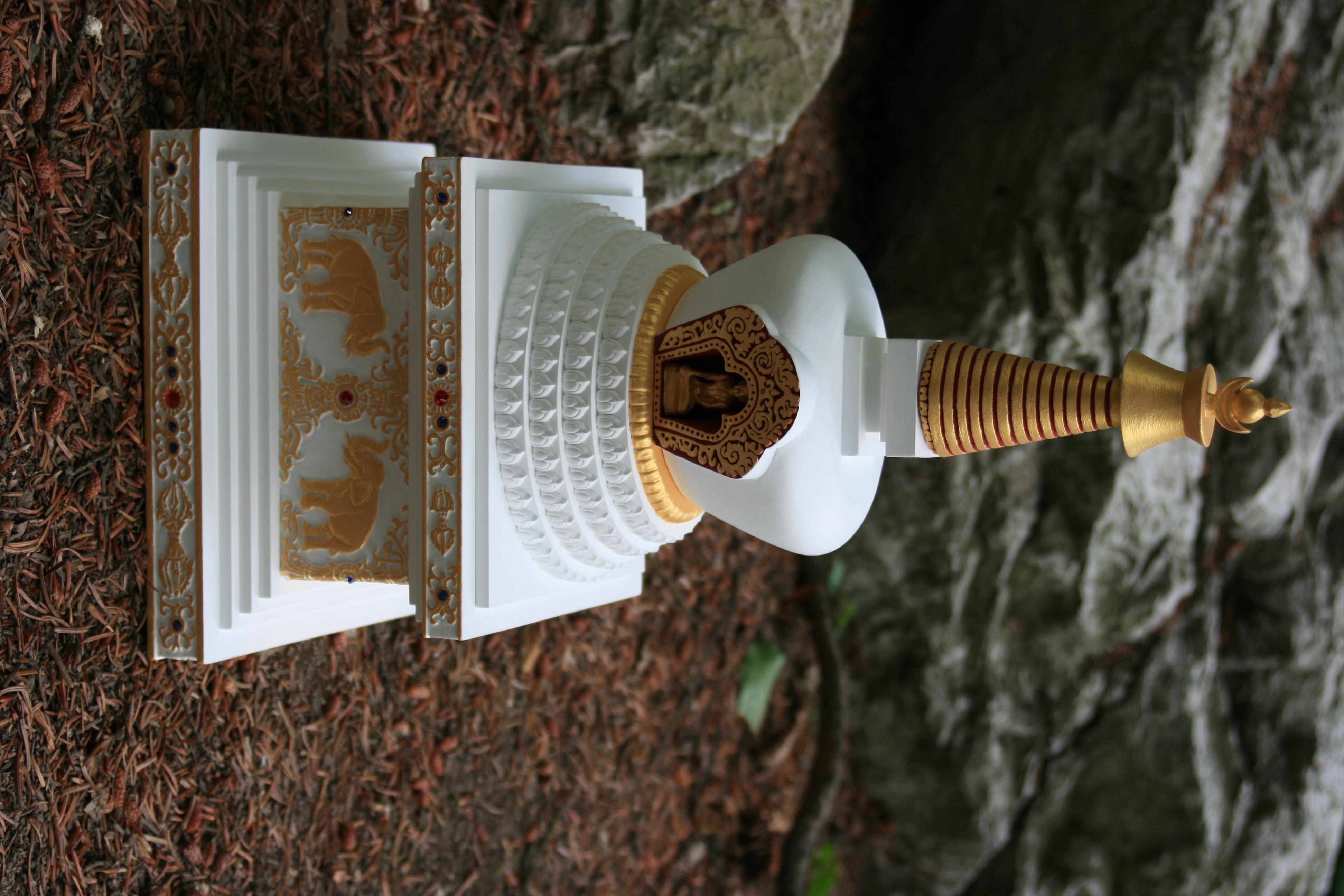 lotosova stupa 2