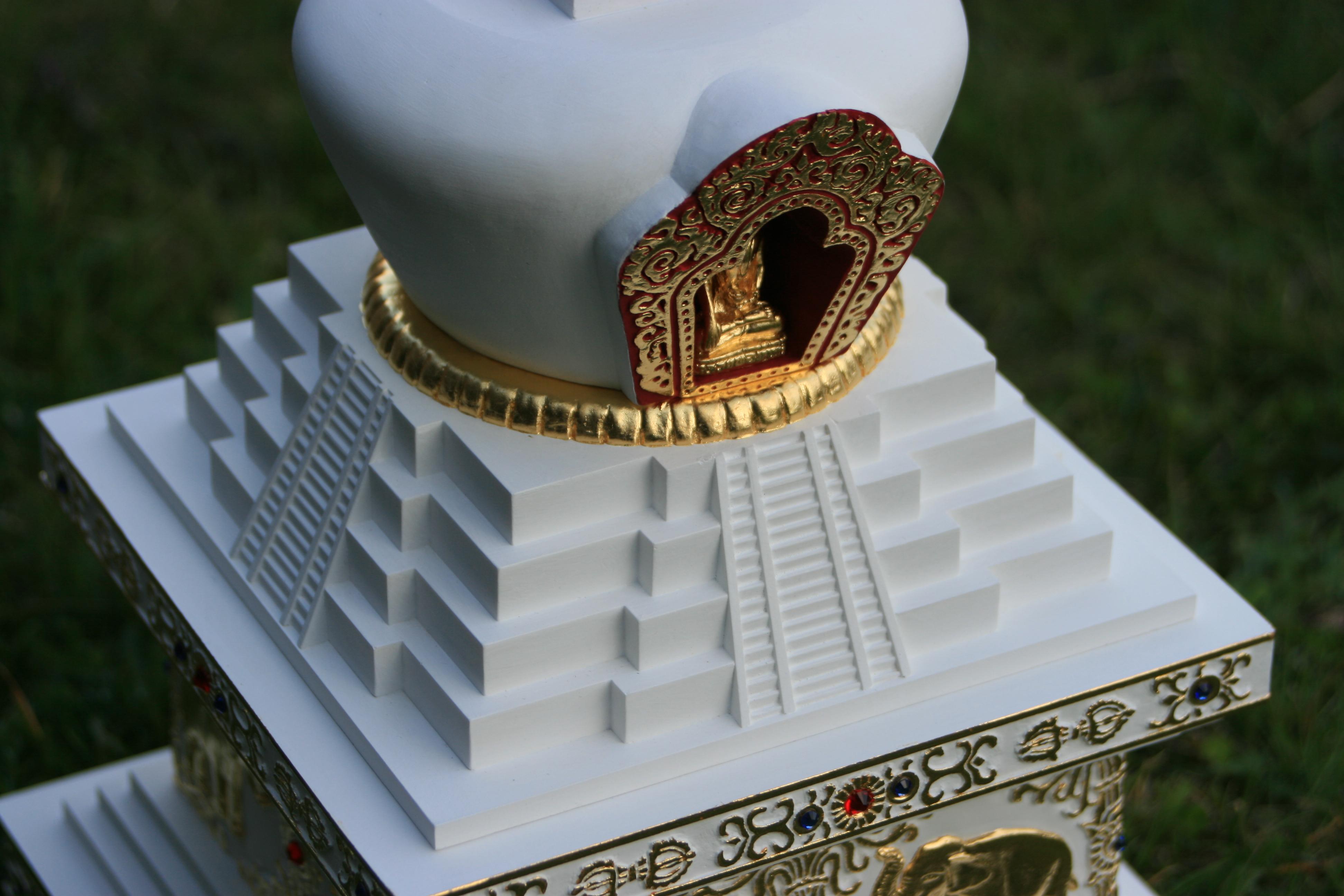 stupa sestoupeni