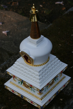 tibetska stupa mnoha dveri 8