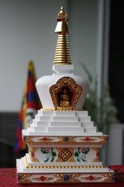 tibetska stupa zazraku 2