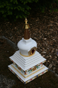 tibetska stupa mnoha dveri 5