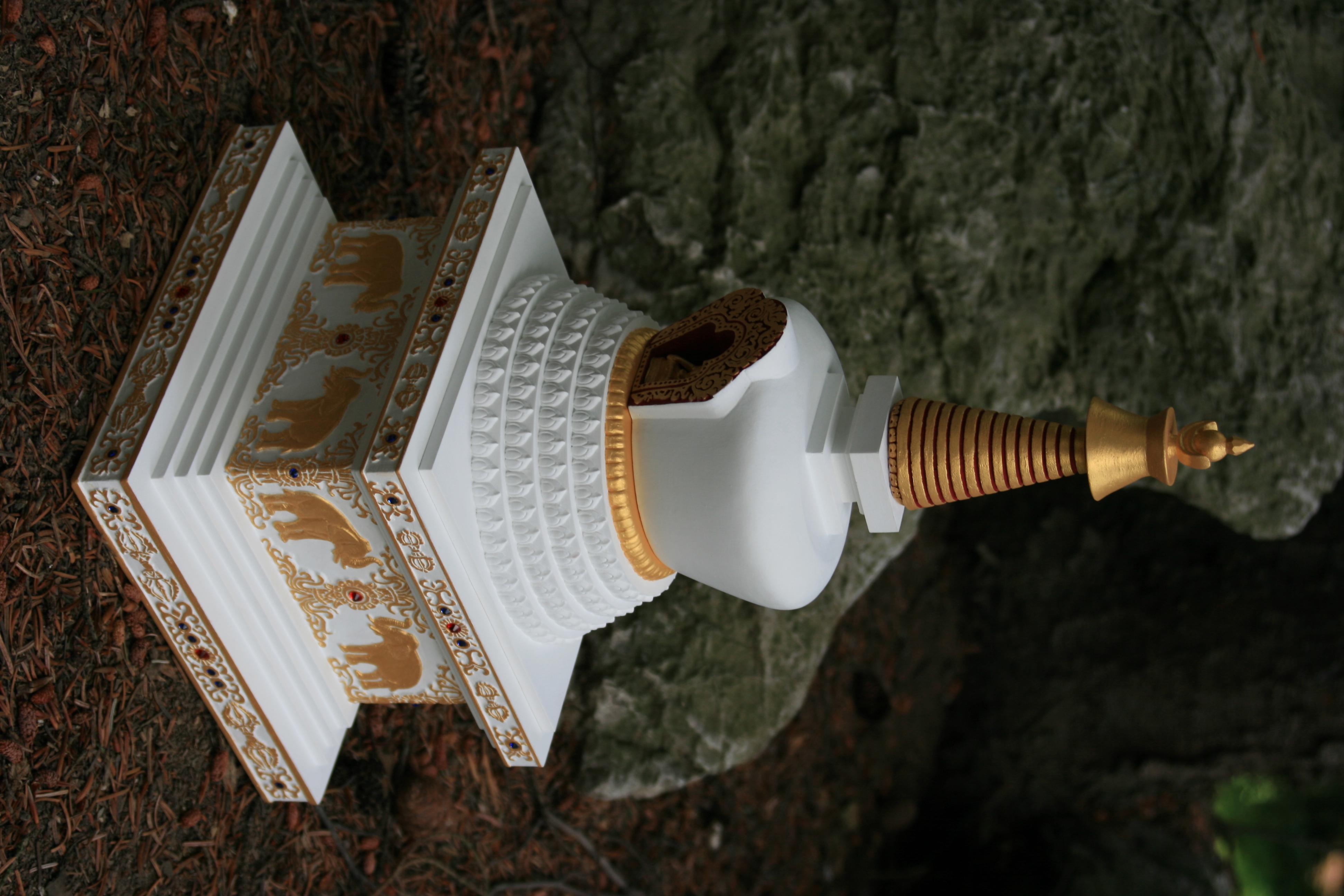 lotosova stupa 3