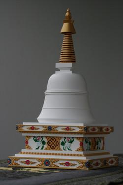 tibetska stupa parinirvany 4