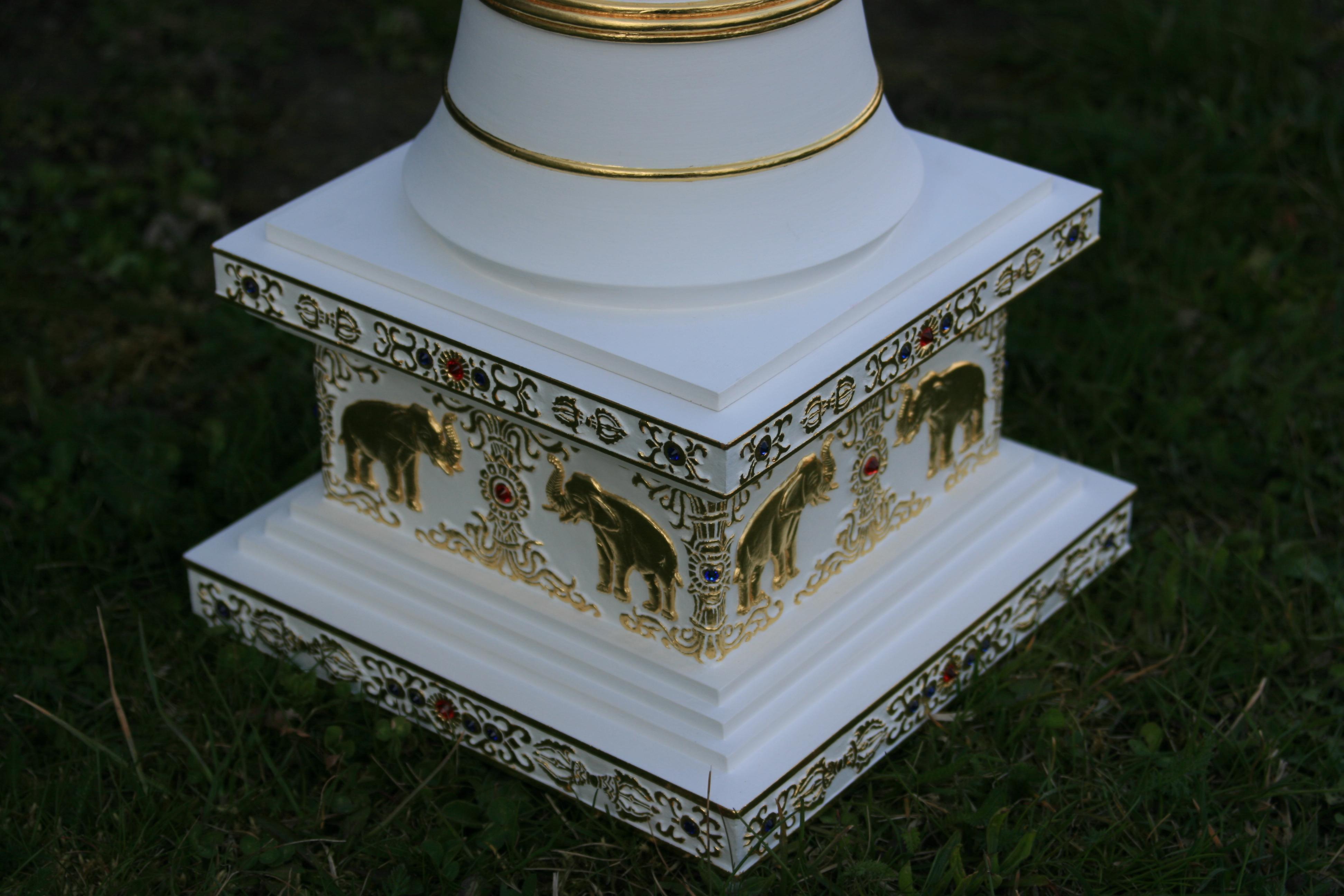 stupa parinirvany 6