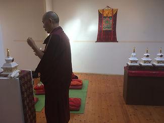 tibet open house chamtrul rinpoche