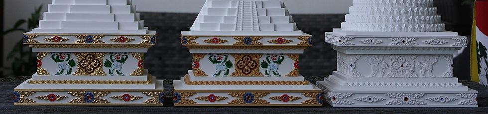 tibetske stupy
