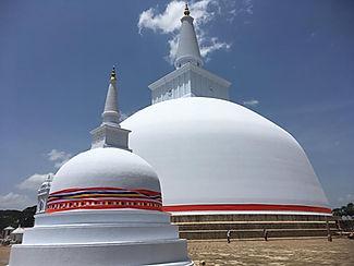 Sri Lanka stupa 2