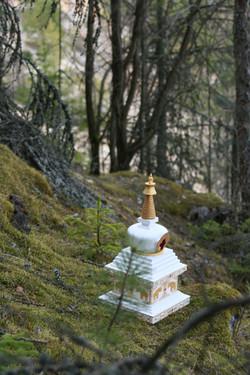 stupa osviceni